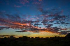 Parco regionale di Whatipu Fotografia Stock