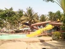 Parco sagar dell'acqua di Anand fotografia stock libera da diritti