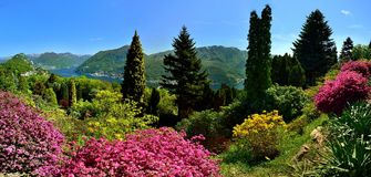 Parco San Grato Royaltyfri Bild