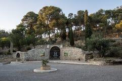 Parco Sant Eloi Immagine Stock
