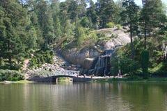 Parco Sapokka fotografie stock
