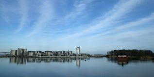 Parco scientifico di Kalmar Fotografia Stock Libera da Diritti