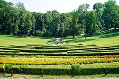 Parco Sophia, Uman, Ucraina immagini stock