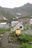 Parco storico dello stato della miniera di indipendenza, Alaska Immagini Stock Libere da Diritti