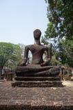 Parco storico di Kamphaengphet Immagine Stock