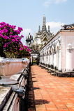 Parco storico di Phra Nakhon Khiri in Thailnand fotografie stock