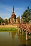 Parco storico di Sukhothai, della Tailandia Immagine Stock
