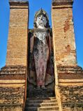 Parco storico nazionale di Sukhothai, Sukhothai, Tailandia Immagini Stock