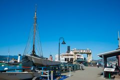 Parco storico nazionale marittimo Immagini Stock