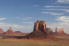 Parco tribale navajo della valle del monumento Immagini Stock