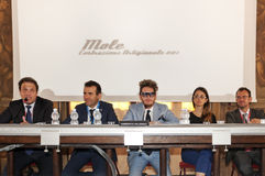 Parco Valentino - Salone & Gran Premio - Open Air Car Show in Turin Royalty Free Stock Image