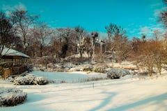 Parco Vienna di Setagaya Fotografia Stock Libera da Diritti