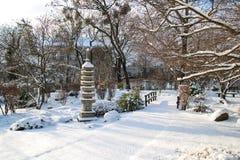 Parco Vienna di Setagaya Immagine Stock