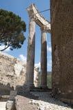 Parco Villa Gregoriana Stock Image