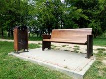Parcul Alexandru Ioan Cuza, Bucuresti Royaltyfri Fotografi