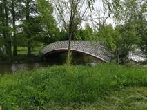 Parcul Tineretului在布加勒斯特 免版税图库摄影