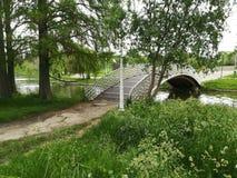 Parcul Tineretului在布加勒斯特 免版税库存图片