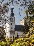 Pardubice Foto de archivo libre de regalías