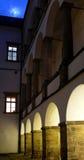 Pardubice - castillo de la nostalgia Imagen de archivo libre de regalías