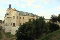 Pardubice chateau Royalty Free Stock Image
