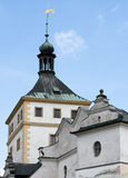 pardubice de château Images libres de droits