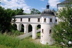 Pardubice, representante checo: Castillo de Pardubice Foto de archivo