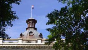 Pare Colômbia do centro clara Carolina State House Capital sul filme