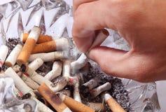 Pare de fumar foto de stock royalty free