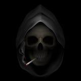 Pare de fumar. ilustração royalty free