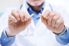 Pare de fumar Imagem de Stock