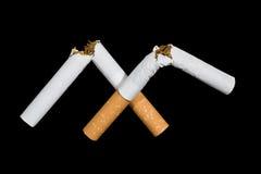 Pare el fumar. Imagen de archivo libre de regalías