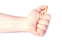 Pare el fumar fotografía de archivo libre de regalías