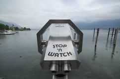 Pare el 'reloj de n Foto de archivo