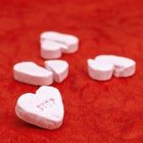 Pare (em nome do amor, antes que você quebrar meu coração) Foto de Stock Royalty Free