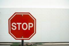 Pare la muestra Imagen de archivo