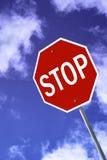 Pare la muestra fotografía de archivo libre de regalías