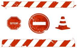 Pare las muestras Imagen de archivo libre de regalías