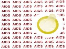 Pare o AIDS imagens de stock royalty free