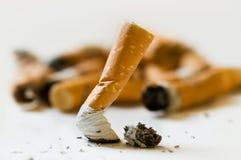 Pare o cigarro Imagens de Stock Royalty Free