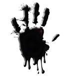 Pare o petróleo! ilustração do vetor