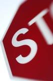 Pare o sonho do sinal Foto de Stock Royalty Free