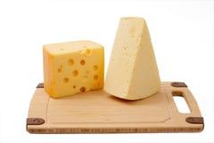 Parecchi formaggi Immagini Stock Libere da Diritti