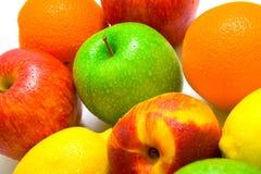 Parecchia frutta Fotografia Stock