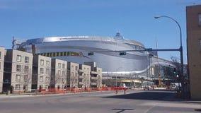 Parece una ballena Foto de archivo libre de regalías