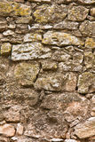 Pared. Textura con pared de piedra Stock Photo