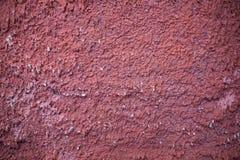 Pared adornada cemento del chapoteo foto de archivo libre de regalías