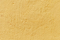 Pared amarilla Foto de archivo