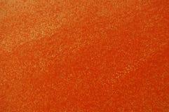 Pared amarillo-naranja del multicolor de la pendiente Fotos de archivo libres de regalías