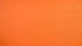 Pared anaranjada Fotografía de archivo libre de regalías