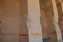 Pared antigua del templo imagen de archivo